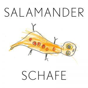 Salamander und Schafe